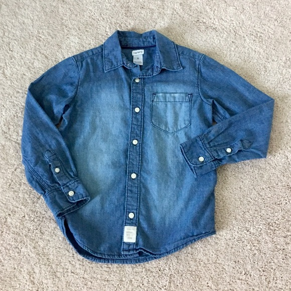 Carter's Other - Boys Chambray Shirt